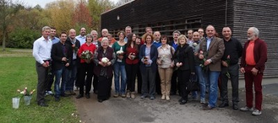 Listenparteitag der Hanauer Grünen am 7. November 2015