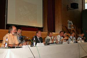 Bürgerversammlung zu NCS in Wolfgang