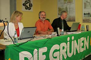 Podium - ZukunftsEnergie-Staudinger